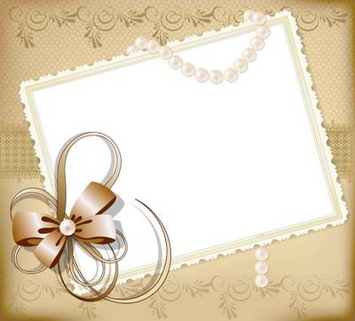 Tempting tenderness -Wedding frame for photo