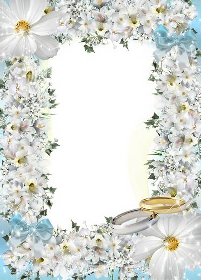 Wedding Picture Frame - Happy Moments