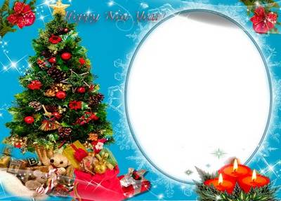 Photo Frame - Heppy New Year