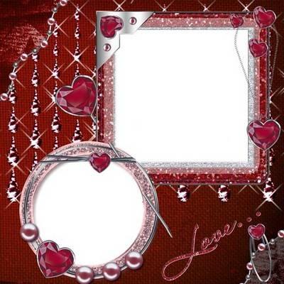 Photo Frame - Valentine's Day
