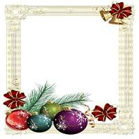 43 png Frame cutouts for photos - New Year's holiday