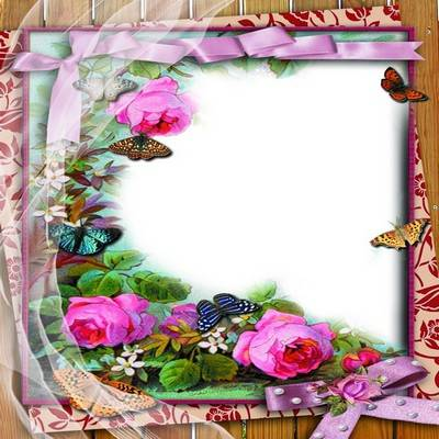 PSD Photo frame - Vintage
