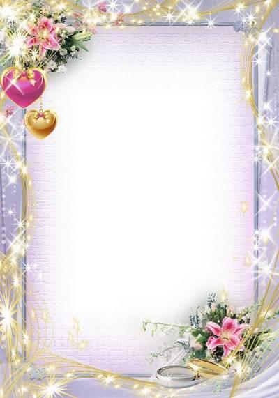 Romantic frame - My favorite