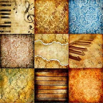 Old grunge textures -25 JPEG, 3600 X 3600