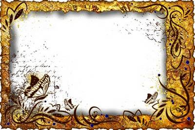 Photo frame - The Gold