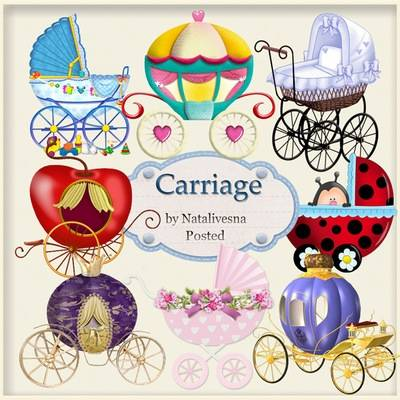 Clipart in PNG - Carriages ( free Carriages 44 PNG images )