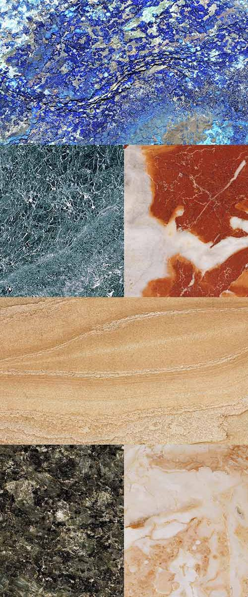 Stone Photoshop Textures  - 15 UHQ JPG, up to 9449x5906 px