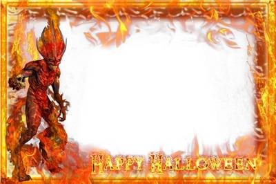 Photo Frames - Happy Halloween