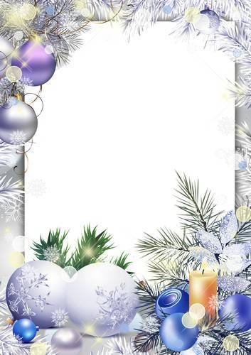 A set of frames - Let the snow falls on the shoulders