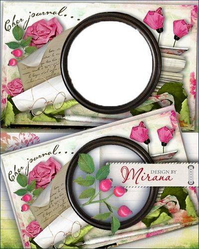 Spring frame - Cher Journal