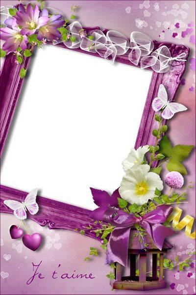 Romantic Frame - Avec tout mon amour