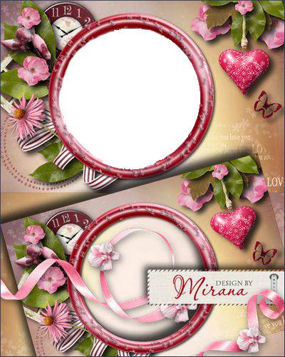 Sweet frame - Spring