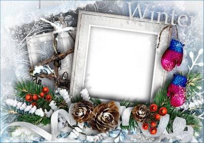 Children's frame - The Winter's Tale