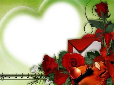 Romantic Frame - Music of my heart!