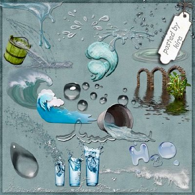 Waves, water, puddles and drops 159 PNG - Clipart PNG transparent background Download