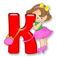 Russian alphabet PNG - For girls