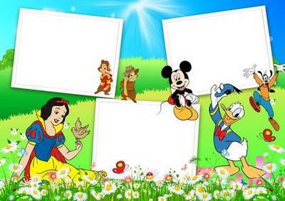 childrens photo frame
