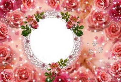 Frame - Rose Meadow