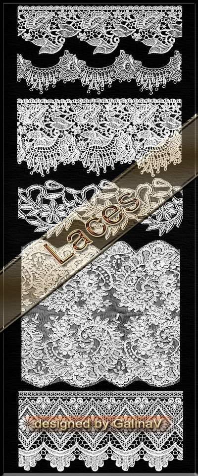 Laces for design PSD (Part 2)