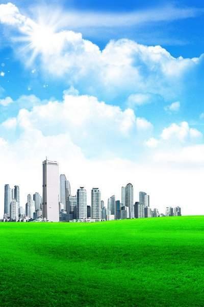 Modern metropolis (multilayer PSD)
