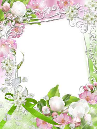 Collection framework png  - Spring, the air is clean, clear as the sky - 23 PNG frames