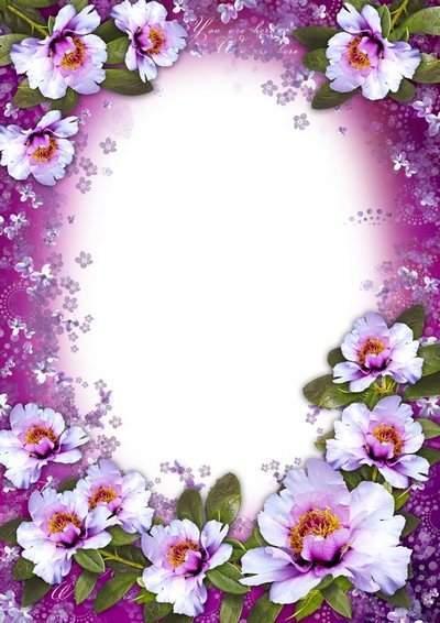 Romantic frame - When dreams come true