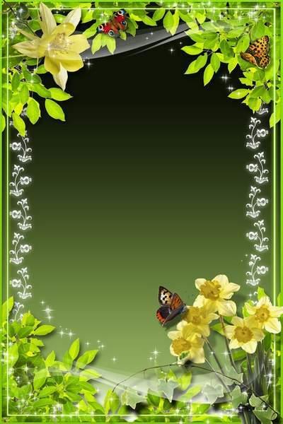 Photoframe - Spring Feelings
