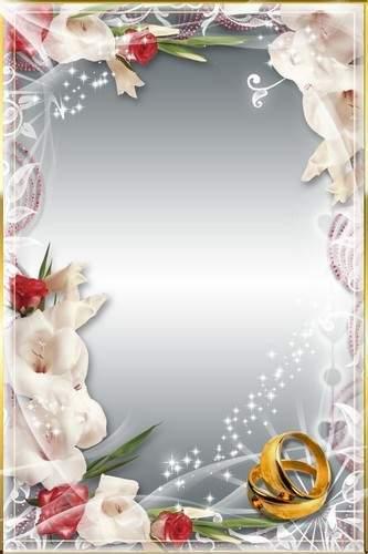 Wedding Photoalbum - Flower Syphony