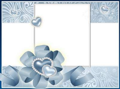 Photoframe - Fairy Flowers