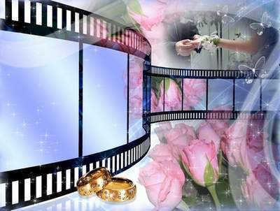 Photoframes - Wedding Movie