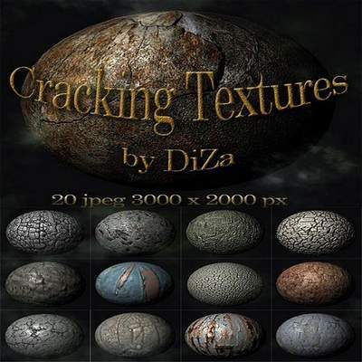 Cracking Textures download ( free textures, free download )