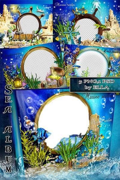 Beautiful Sea album -Sea Tale