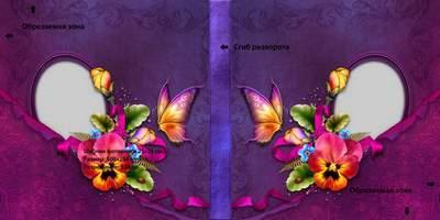 Flower photobook 25x25 - Summer mood