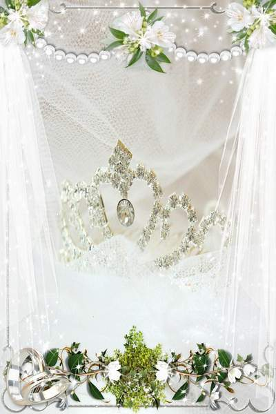 Wedding Frame - Queen of a Сelebration
