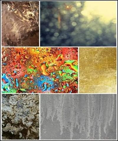 Textures mix - 30 jpeg, max 7744x5184 px