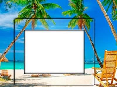 Frames for photoshop - Wonderful world
