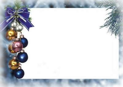 Collection of Christmas frame for photo - I'm happy all sincerely wish a wonderful holiday in the New Year!