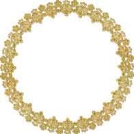 Golden Royal Vintage Frames