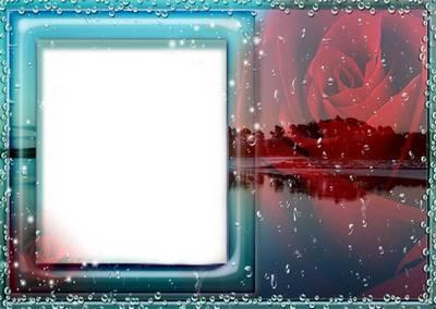 Photo Frame Rain