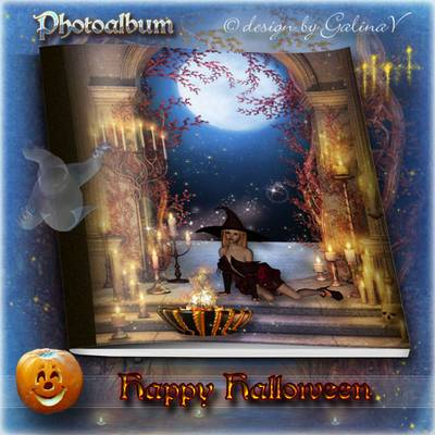 Gothic Photoalbum - Happy Halloween