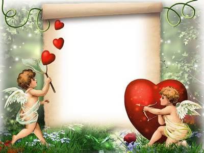 Photo frames - Valentine's Day
