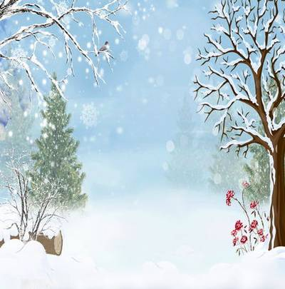 Winter jpg backgrounds for Photoshop - 22 JPG,  4961x3508 px