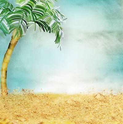 Set of jpg backgrounds for design - The splash of sea waves