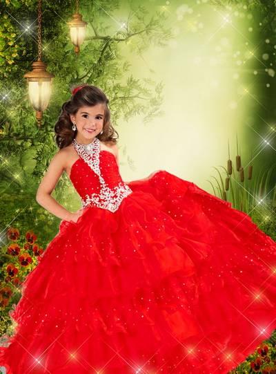 Little Princess - Children templates for Photoshop