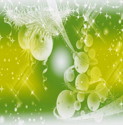 New years Backgrounds - Backgrounds new years - Fly snowflakes, nearly invisible