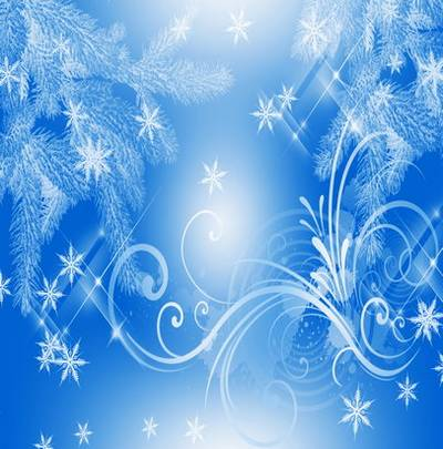 Blue Backgrounds new years