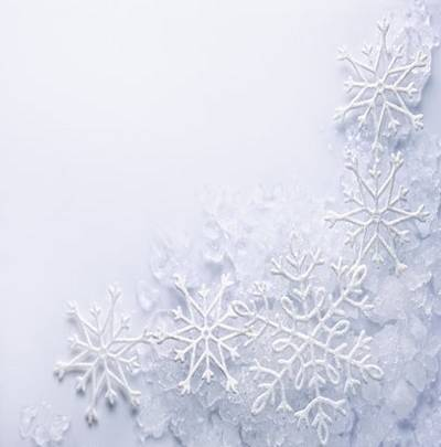Blue winter backgrounds