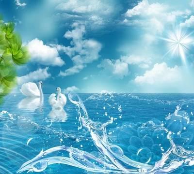 PSD source - Sea waves