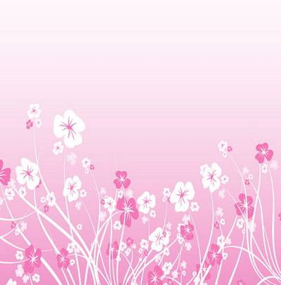 Pink backgrounds for photo albums and presentations
