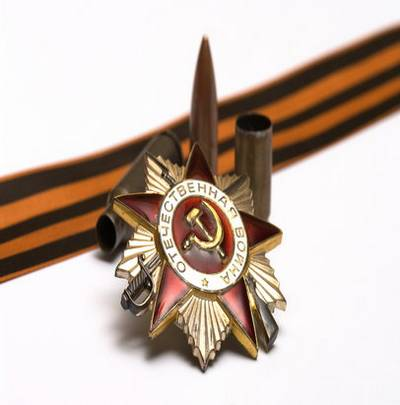 Festive backgrounds – the Victory Day, on May 9